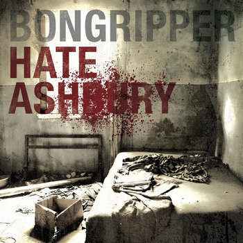 Hate Ashbury LP cover art