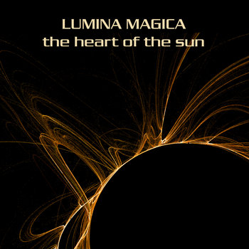 The heart of the sun cover art