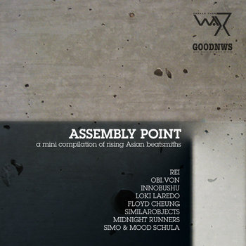 Assembly Point - a mini compilation of rising Asian beatsmiths cover art