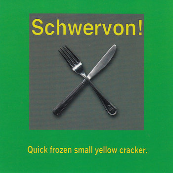 Quick frozen small yellow cracker. cover art