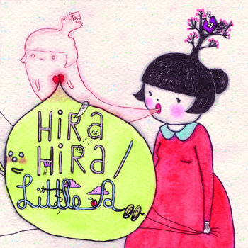 Hira Hira/Little A cover art