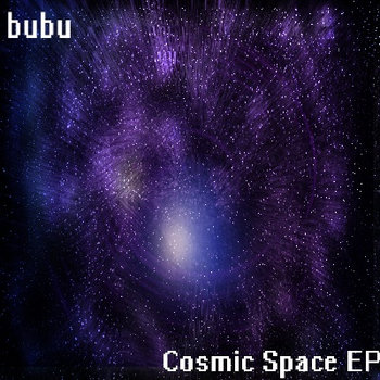 Cosmic Space EP cover art