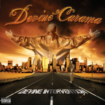 Devine Intervention (Album) cover art