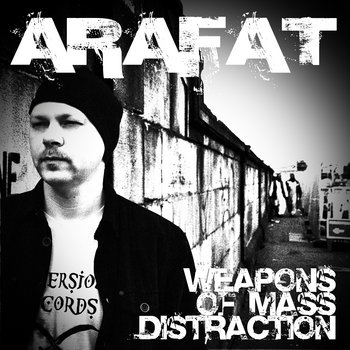 Weapons of Mass Distraction cover art