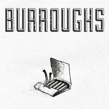 Burroughs cover art