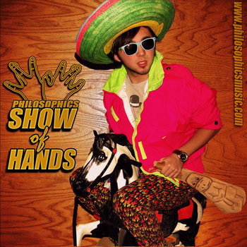 Show Of Hands - EP cover art