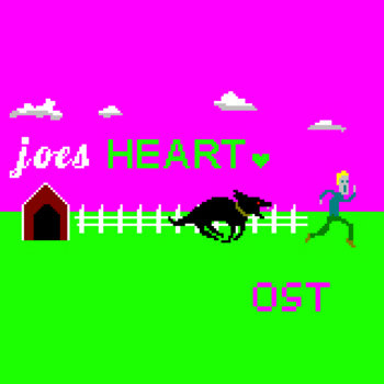 Joes Heart OST cover art