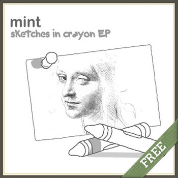 Sketches In Crayon E.P. cover art