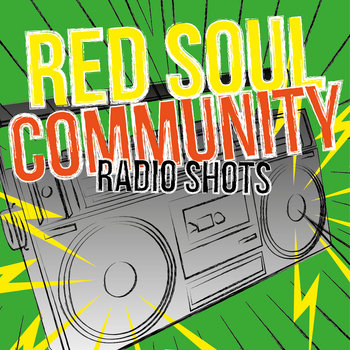 CR20 - RED SOUL COMMUNITY - Radio Shot cover art