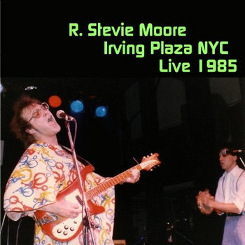 Live at Irving Plaza 1985 cover art