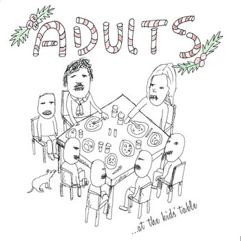 At The Kids' Table cover art