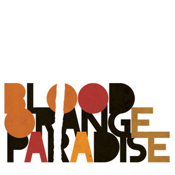 Blood Orange Paradise cover art