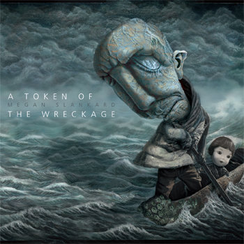A Token Of The Wreckage cover art