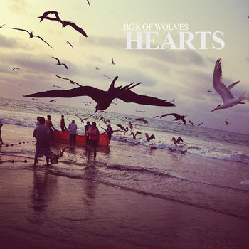 "Hearts - 12"" cover art"