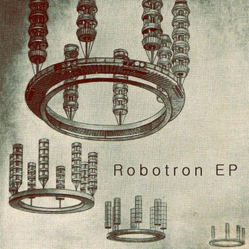 Robotron EP cover art