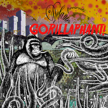 Defame Presents: GORILLAPHANT! cover art