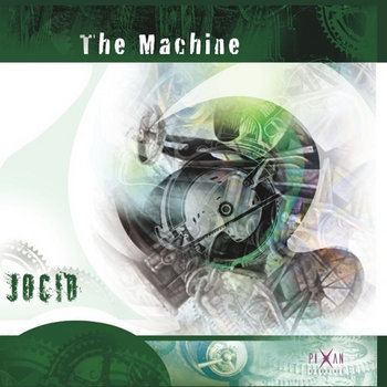 JOCID - The Machine (Pixan Recordings) cover art