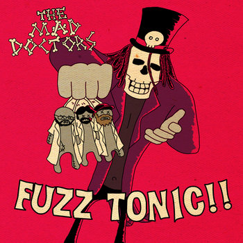 Fuzz Tonic cover art