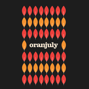 Oranjuly cover art