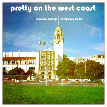 pretty on the west coast cover art
