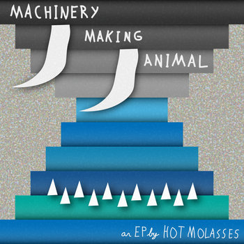 Machinery Making Animal cover art