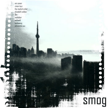 Ars Sonor & Co. - Smog cover art