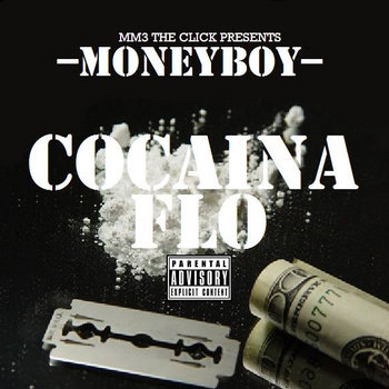 MONEYBOY - COCAINA FLO (PRD.BEETGEEKZ) cover art