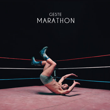 Marathon LP cover art