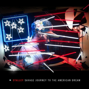 Savage Journey To The American Dream cover art