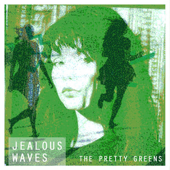 Jealous Waves (single release) cover art