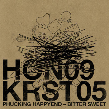 KRST05. Bitter Sweet EP cover art