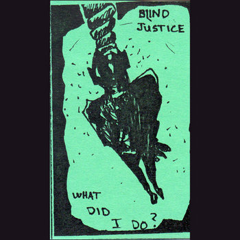 Blind Justice Demo - '92 cover art