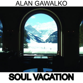 Soul Vacation (EP) cover art
