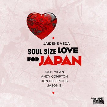 SOUL SIZE LOVE FOR JAPAN cover art