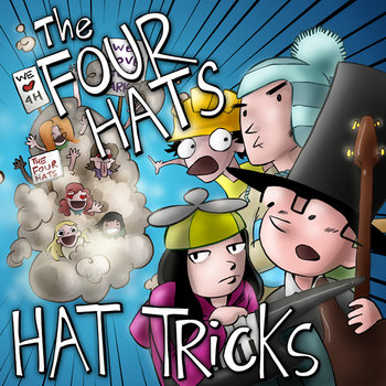 Hat Tricks cover art