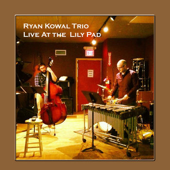 Live at the Lily Pad cover art