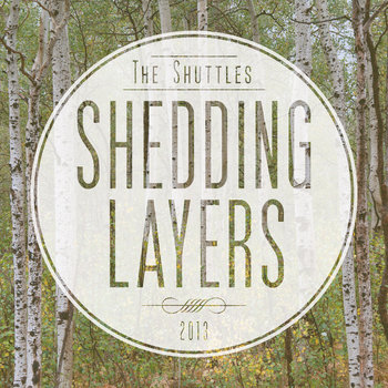 Shedding Layers - Vol. I cover art
