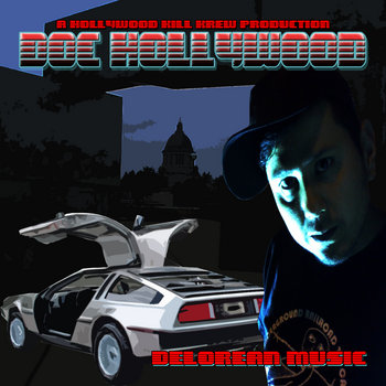 Delorean Music: Vol. 1 cover art