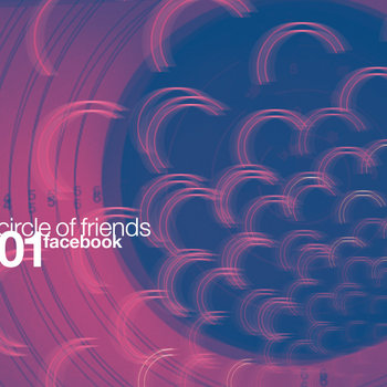 Circle Of Friends - Vol.1: Facebook cover art