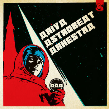 Ariya Astrobeat Arkestra cover art