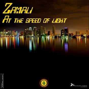 Zamali - At The Speed Of Light cover art