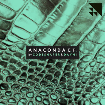 Anaconda EP cover art