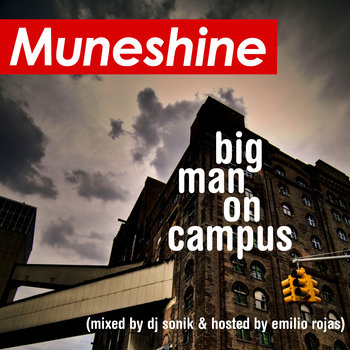 Big Man on Campus (hosted by Emilio Rojas) (2008) cover art