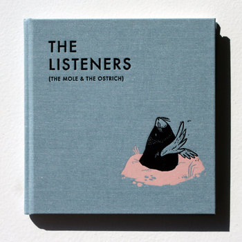The Listeners/These Train Tracks cover art