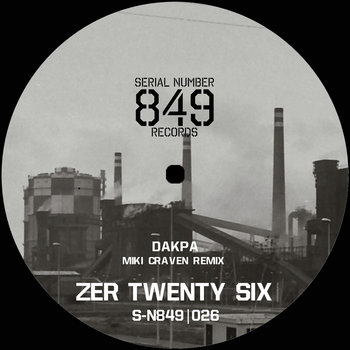 Zer Twenty Six cover art