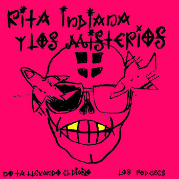 No ta Llevando el Diablo B/W Los Poderes - Single cover art