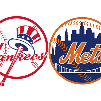Yankees Vs. Mets cover art