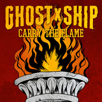 Carry The Flame cover art