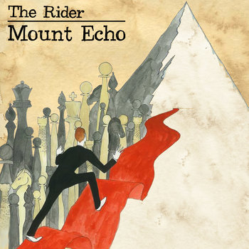 Mount Echo (EP) cover art