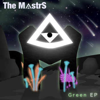 Green EP cover art
